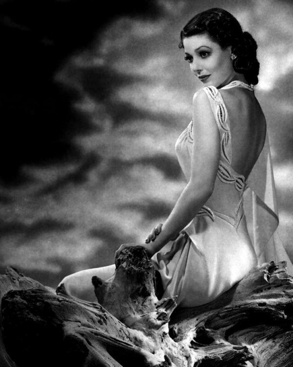Loretta Young, late 1939
