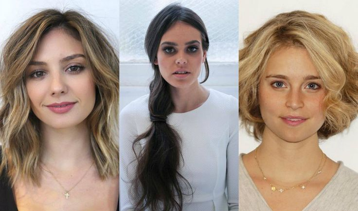 Hairstyles for square faces in 2019
