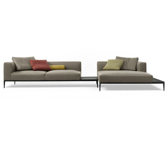 Modular sofa systems | Seating | Jaan Living | Walter Knoll. Check it out on Architonic