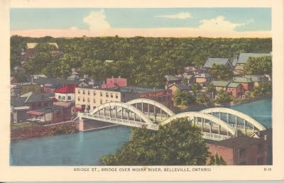 Belleville, Ontario Bridge St. Bridge