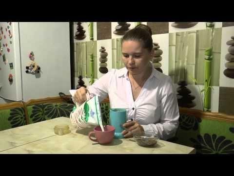 Чистка кишечника в домашних условиях семенем льна - YouTube