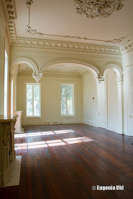 807 Esplanade Ave., New Orleans, LA - Front parlor by Preservation in Print