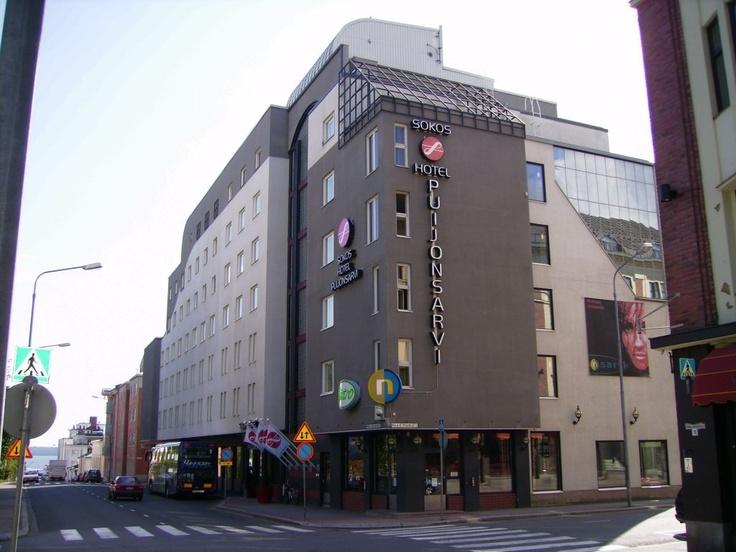 Original Sokos Hotel Puijonsarvi - Kuopio, Finland - 300 Rooms - Hästens Beds