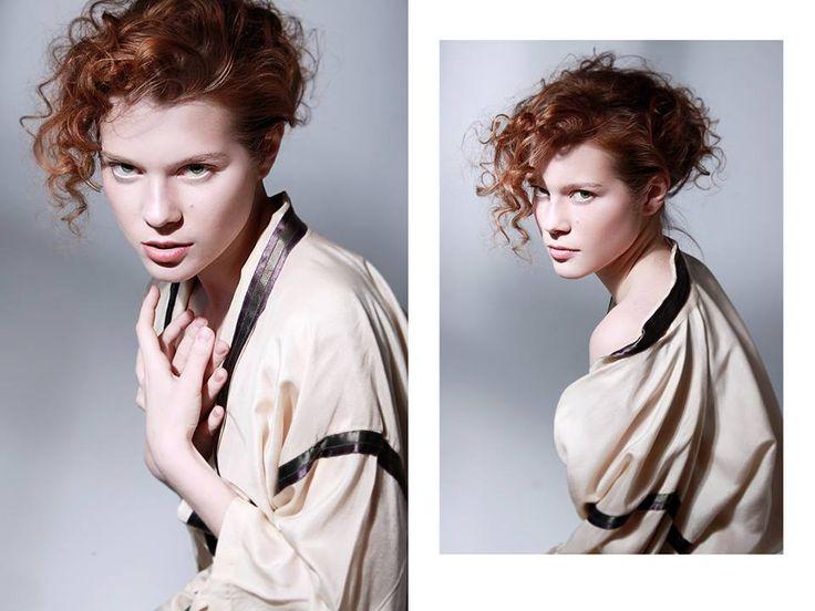 Modèle Christina Fayad Photographe Dariane Sanche #Redhair #fashion #beauty