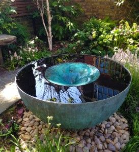 Water feature gallery provided by Tills Innovations the water feature specialists.