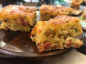 Torta Salgada de Milho | Tortas e bolos > Receitas de Torta Salgada | Mais Você - Receitas Gshow