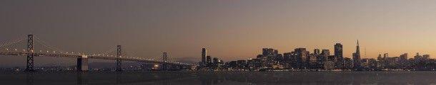 San Francisco skyline from Treasure Island  #city #francisco #skyline #treasure #island #photography