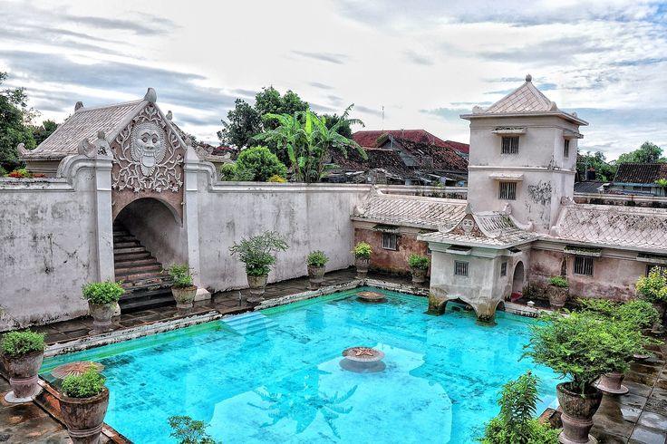 Taman Sari Keraton Yogyakarta (foto - foto) Hadiningrat Joss
