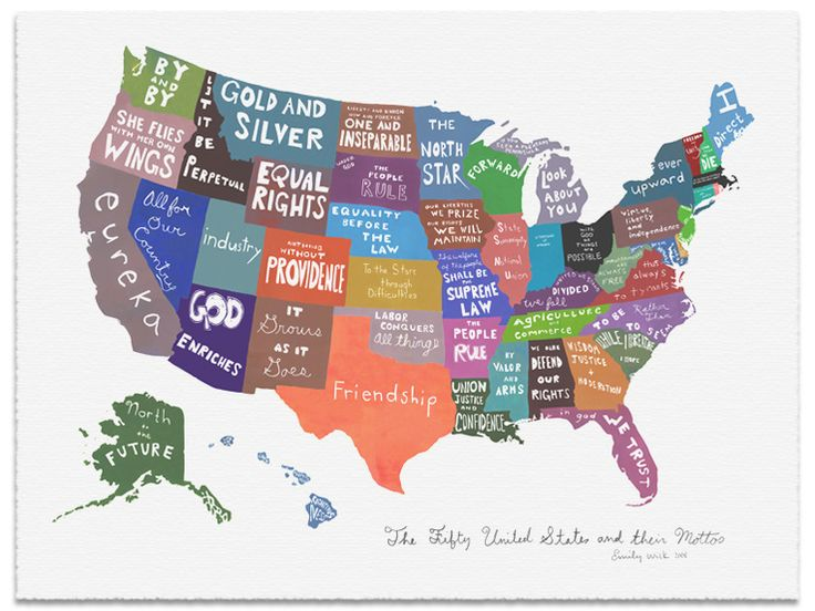 142 Best Collections God's Own Country Images On Pinterest: Map Of America And All The States At Usa Maps
