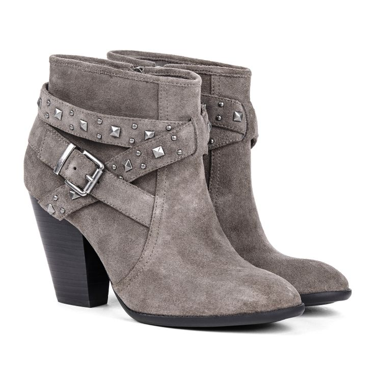 17 Best ideas about Grey Booties on Pinterest | Grey boots, Ankle ...