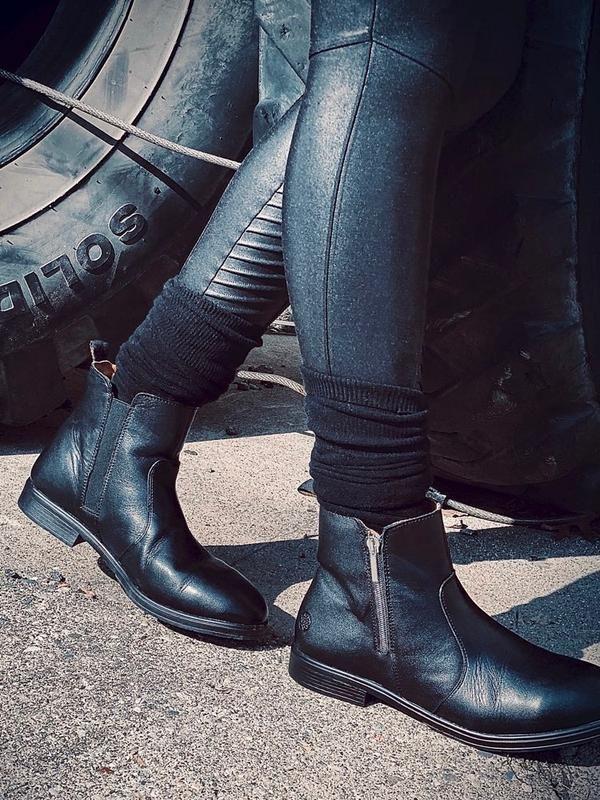 Steel toe boots women, Steel toe safety