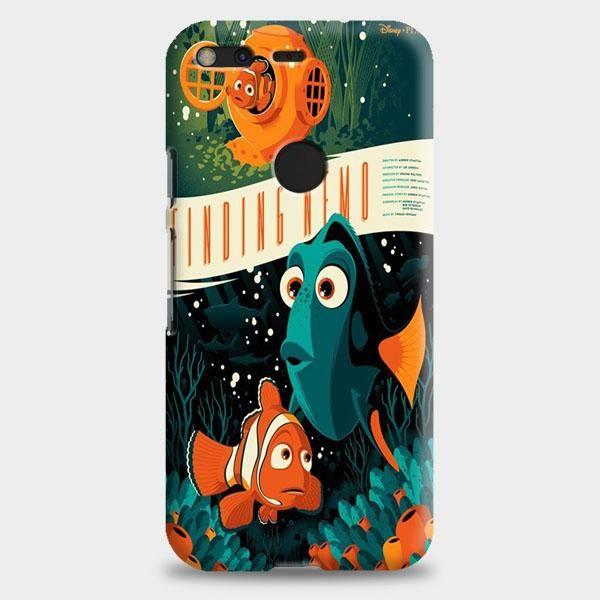 Finding Nemo Address Google Pixel XL 2 Case