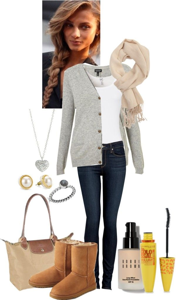 813 best School outfits images on Pinterest | Casual wear ...