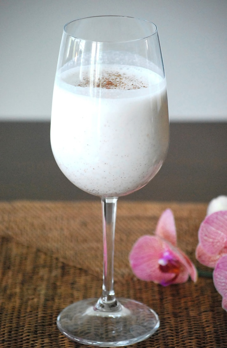 Creative Mind: Gingerbread Coconut & Almond Shake : Candida diet recipe :