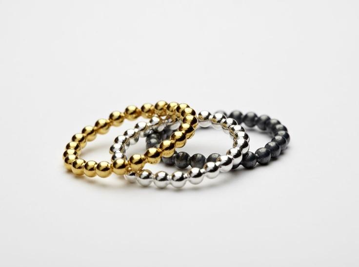 Pernille Corydon Pearl ring - sølv - Smykker og ure - Accessories - Mode
