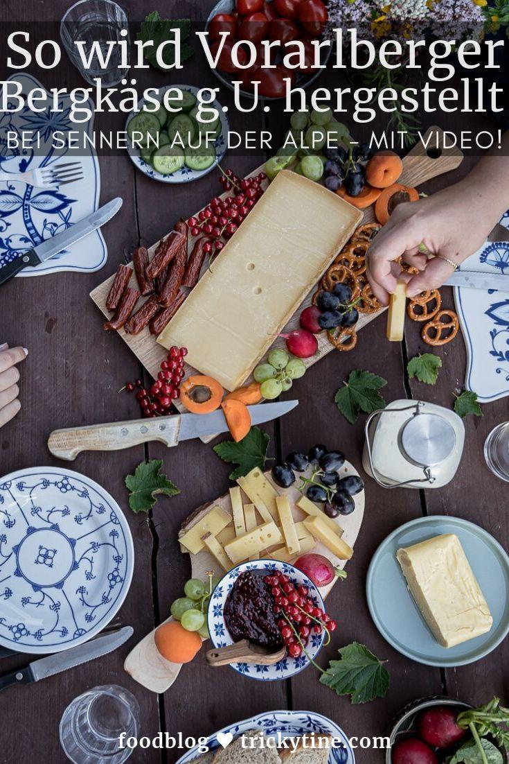 Ein Tag Bei Senner Monika Und Jodok Auf Der Alpe Wildgunten Im Bregenzerwald Mit Bildern Internationale Rezepte Lebensmittel Essen Rezeptideen