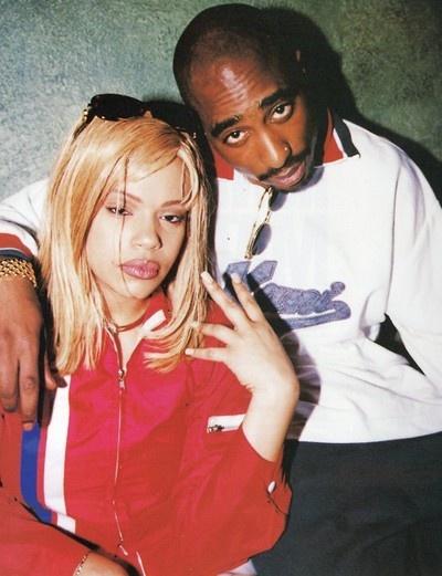 Faith Evans & Tupac