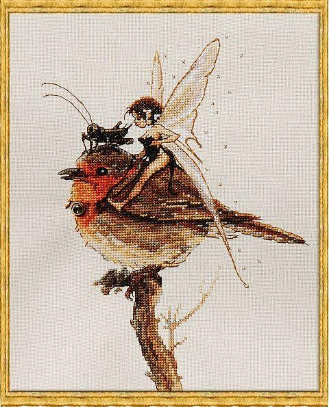 robin's fairy