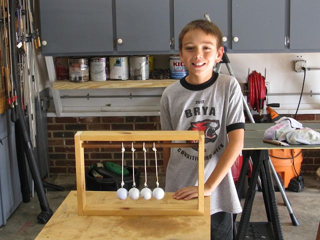"""Do You Know What A """"Newton's Cradle"""" Is???"""