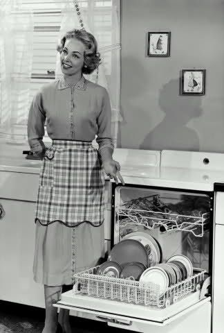 991 best images about domestic goddesses on pinterest for Classic 50s housewife