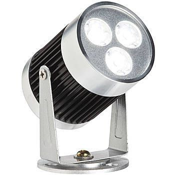 Our Clear LED Spot Lights shines a super bright white light using LEDs for efficient, cool lighting effect.