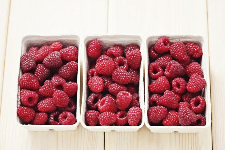 Two Raspberry Gratins