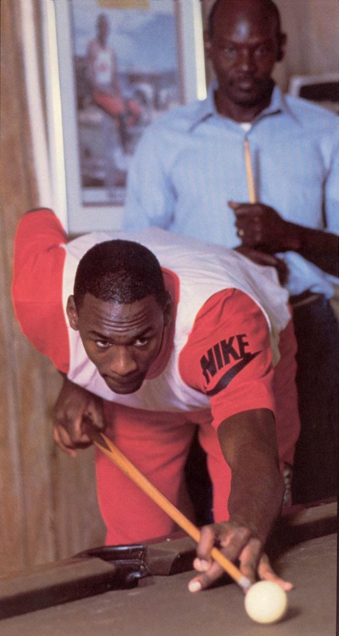 Michael Jordan.: Air Jordans, Michaeljordan, James Sr, King Michael Jordans, Jordans Plays, Billiards Pools, Jordans Branding, Michael Air, Father