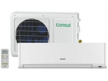 Ar-Condicionado Split Consul 12000 BTUs Frio - Facilite CBE12AB com Sistema Imuni