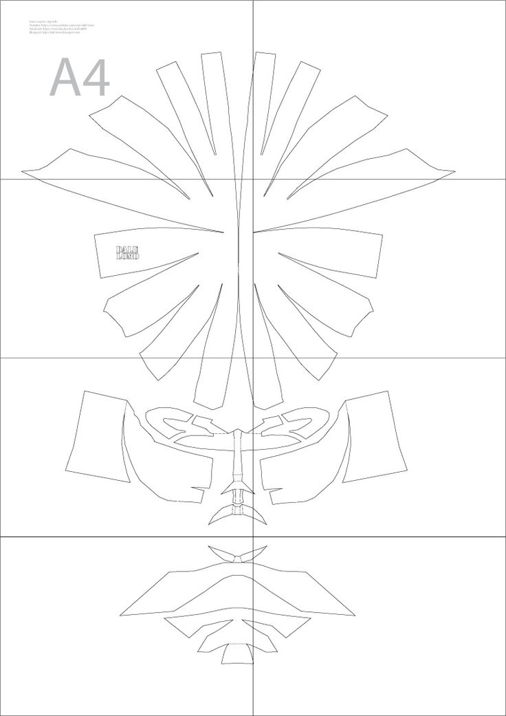 Dali lomo red hood diy costume helmet template pdo from for Deathstroke armor template