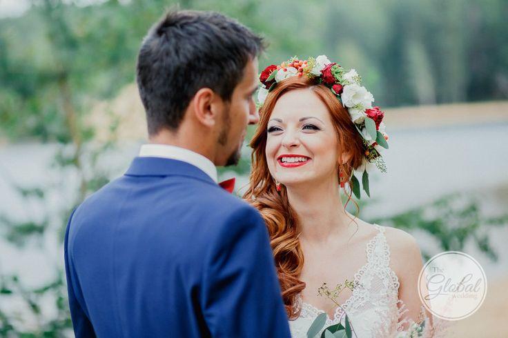 Berry wedding Ягодная свадьба Лесные ягоды Венок
