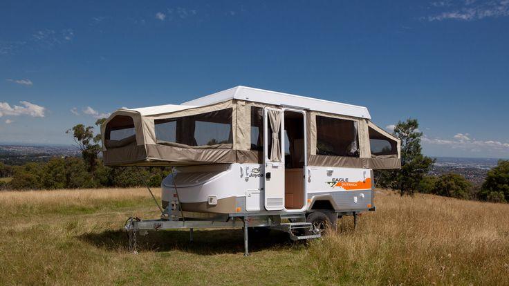 Jayco Eagle Outback Camper Trailer #jayco #jaycoaustralia #eagle # outback #campertrailer #roadtrip #australia #travel #holiday