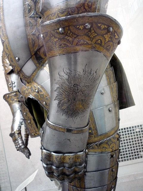 Germany augsburg 1550 55 decoration attributed to j rg for Armor decoration
