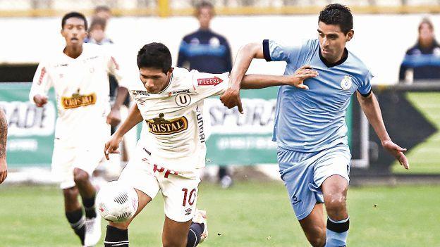 Universitario de Deportes: Edison Flores se quedará como el '9' de los cremas #Depor
