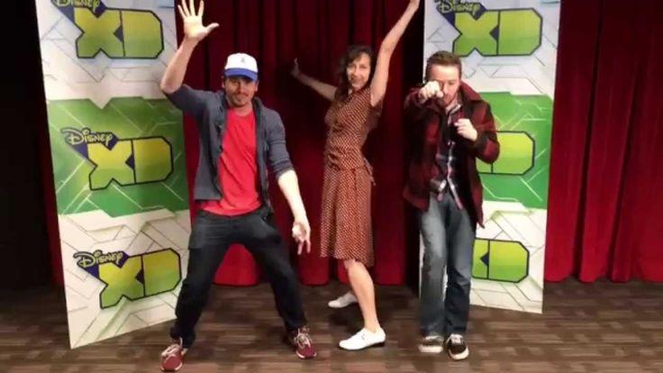 Alex Hirsch, Kristen Schaal & Jason Ritter sing the Gravity Falls theme song<<<<<THIS IS THE BEST THING EVERRRRRR