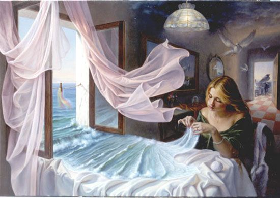 Alex Alemany Paintings For Sale