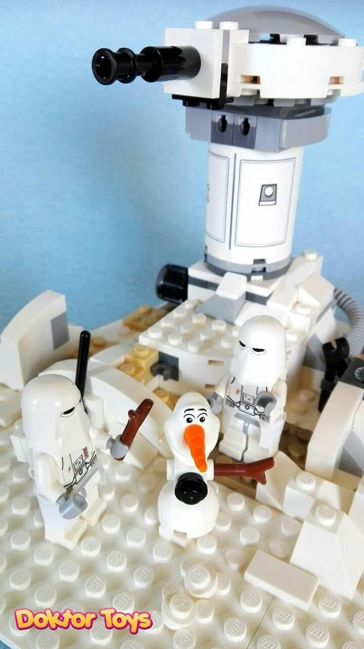 After the battle of Hoth by DoktorToys #legostarwars #doktortoys #lego #tingbricks