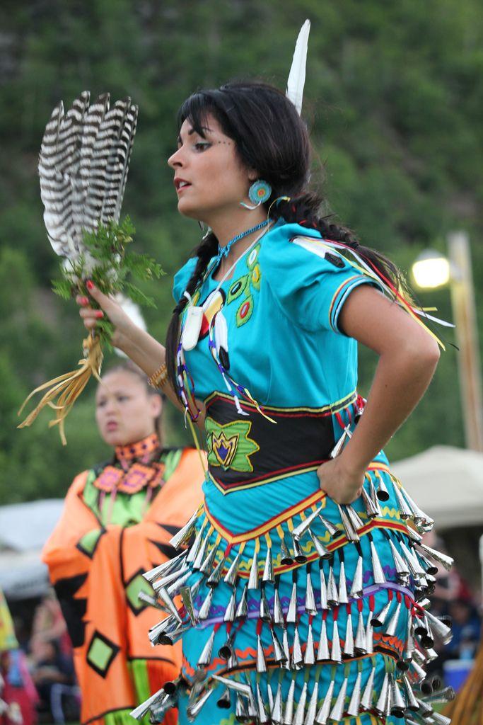 beauty - jingle dancer