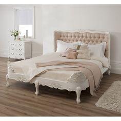 White Bed Frames Queen best 25+ wooden queen bed frame ideas on pinterest | diy queen bed