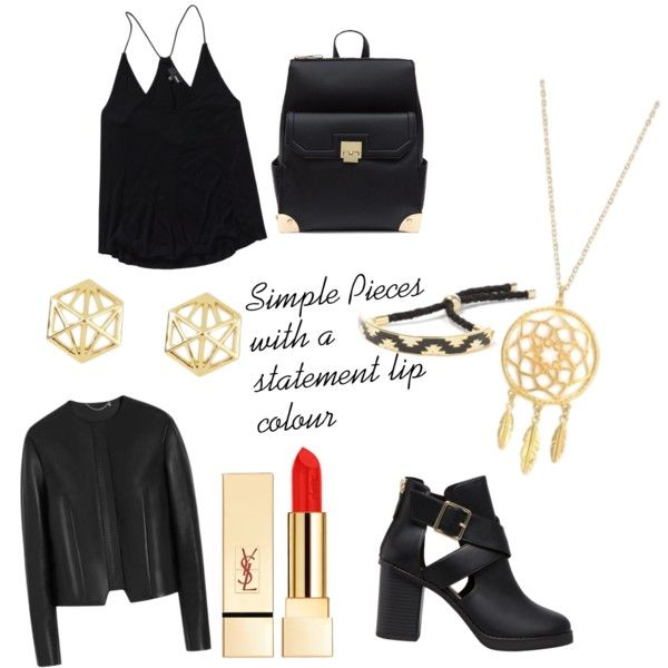 Casual Dinner by brittanypileggi on Polyvore featuring Mulberry, Pull&Bear, PUR and Wilfred Free