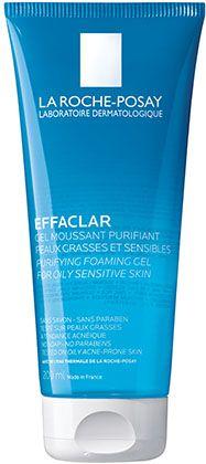 EFFACLAR Gel de La Roche-Posay. Descubrí una piel libre de imperfecciones y granos con la gama de tratamientos para piel grasa Effaclar.