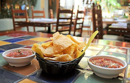 Weight Watchers - Let's Go Out for Mexican. Perfect advice on the best and worst things to eat at a Mexican restaurant, which is my FAVE food!