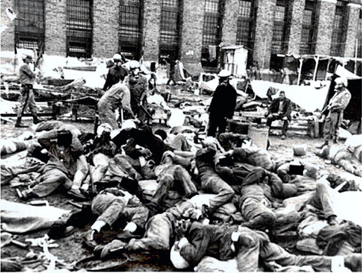 The Attica Prison riot occurred at the Attica Correctional Facility in Attica, N.Y. on Aug.