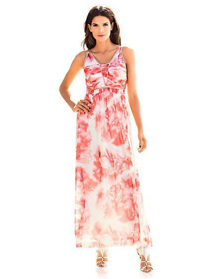 Ashley Brooke Event by Heine - Abendkleid koralle im Heine Online-Shop kaufen
