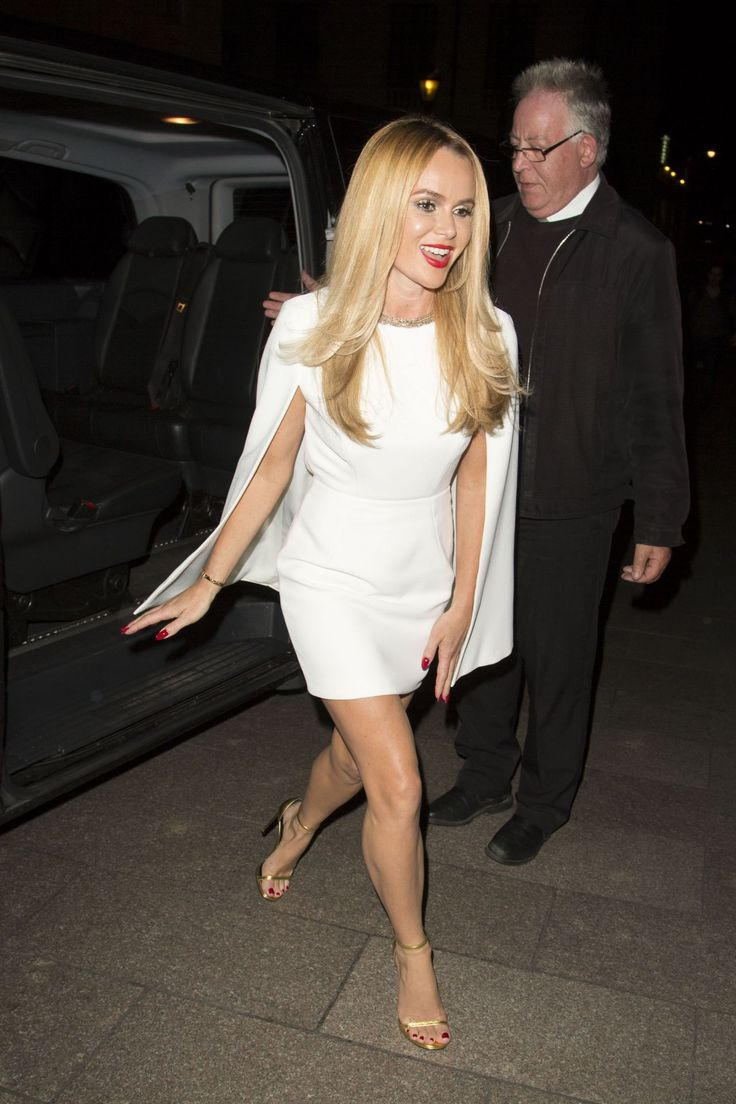 Amanda Holden - Britains Got Talent After Party in London, May 2015-4