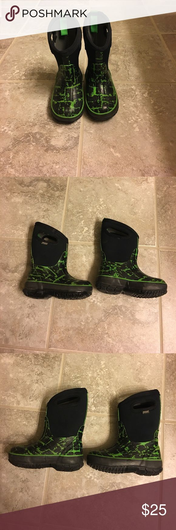 Bogs boots In good used condition. Worn one season. Bogs Shoes Boots