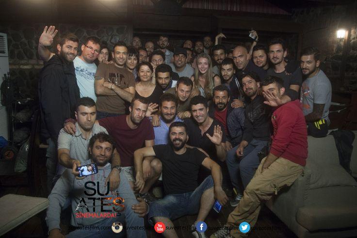 Su Ve Ateş | Kamera Arkası - Behind The Scenes #suveates