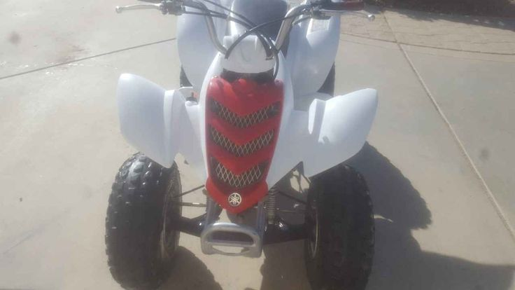 Used 2005 Yamaha RAPTOR 80 ATVs For Sale in California. condition: excellent make / manufacturer: yamaha model name / number: Raptor 2005 Yamaha Raptor 80cc. Excellent condition, runs great. 85% tread on tires. New battery. Tags expired June 2015. Have pink slip. $1300 OBO. Call or text Lori show contact info Very reliable, easy-to-use electric start and 3-speed transmission with automatic clutch ensures smooth, beginner-friendly riding. Using the adjustable throttle limiter and removable…