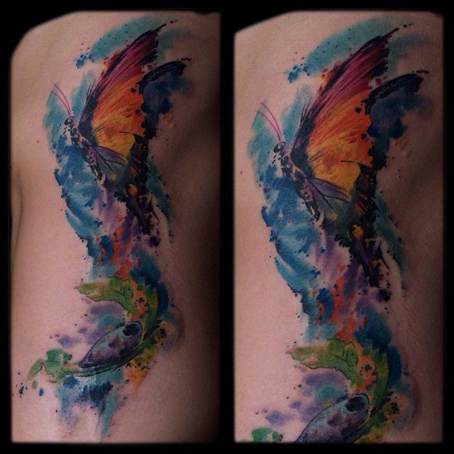 Joey Hamilton - Revolt Tattoos Las Vegas Tattoo Shop | Las Vegas Tattoo Shop…