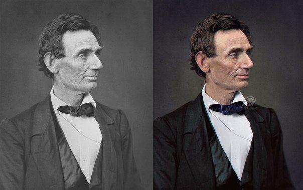 Авраам Линкольн, июнь 1860 года.