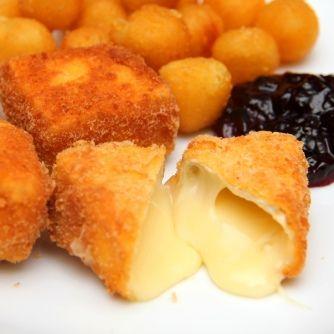 A tökéletes rántott camembert receptje